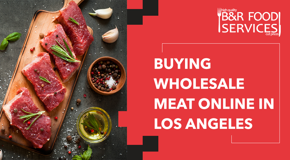 BR Food Services – Wholesale Meat Distributors Los Angeles